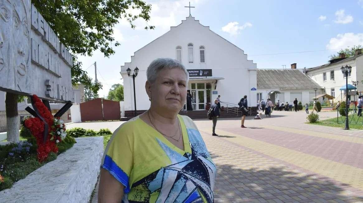 Ольга Курлюк | Бог помогает всем страждущим и обремененным