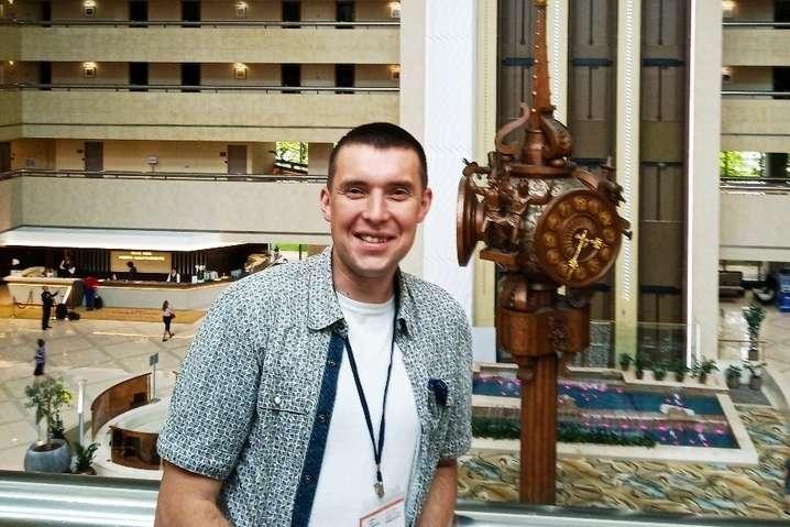 Андрей Левин |  Благодарю Бога за исцеление