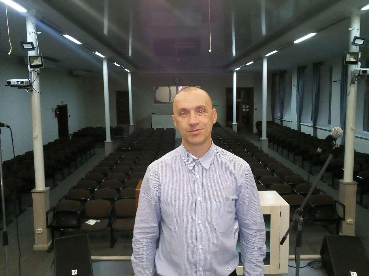 Сергей Антонов |  Долгожданная свобода