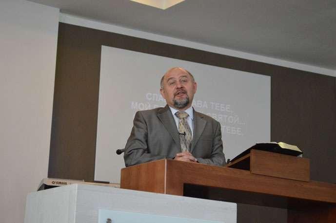 Григорий Тропец | Я и мой дом будет служить Господу