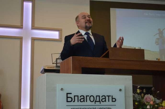 Григорий Тропец | Церковь Божья
