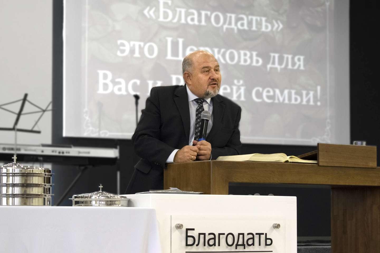 Григорий Тропец | Призвание на служение
