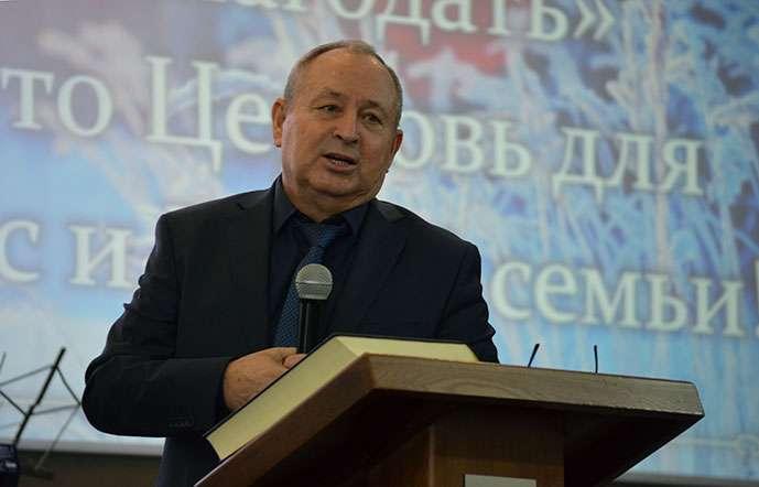 Сергей Накул | Я не стыжусь благовествования Христова