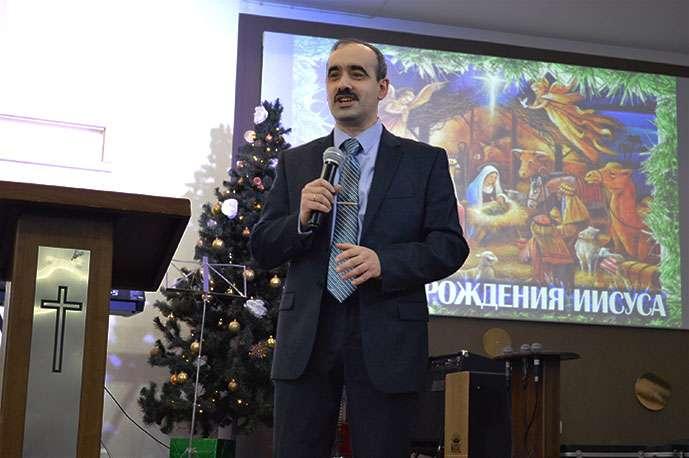 Владислав Юданов | На дне рождения у Иисуса