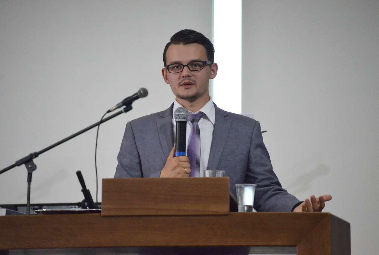 Владимир Тропец | Служение Гедеона