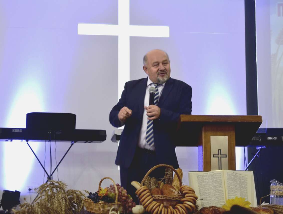 Григорий Тропец | День благодарения