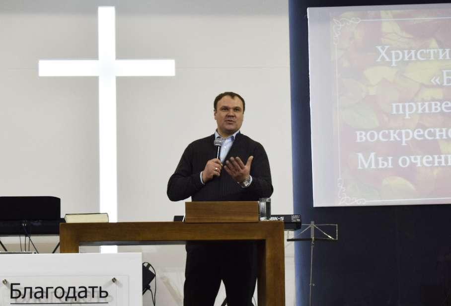 Сергей Грехов | Иисус кормит 5000 человек