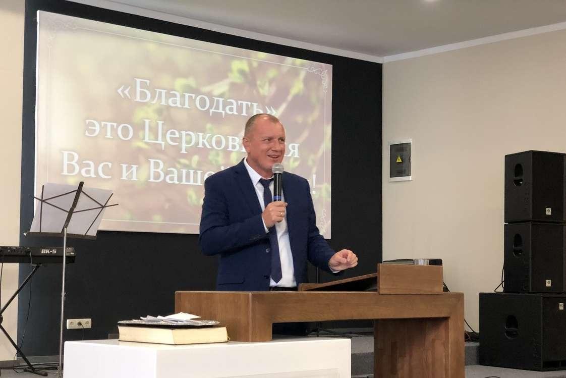 Андрей Томин | Основание нашей жизни